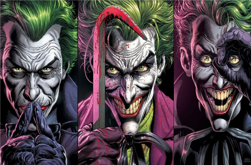 Batman Tre Joker