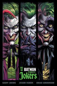 Batman Tre Joker