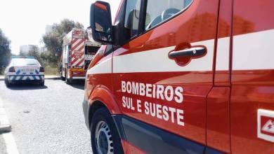 Photo of Incêndio florestal no Cercal do Alentejo sem vítimas