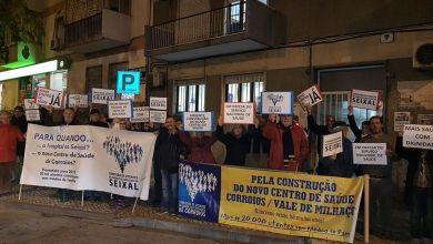 Photo of Comissão de Utentes de Saúde do Seixal realiza concentração e debate
