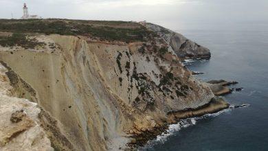 Photo of Viatura cai no Cabo Espichel. Operações de resgate em curso