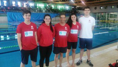 Photo of Nadadores da Palmela Desporto medalhados no Torneio Inter-Regional Especialista e no TORREGRI 3