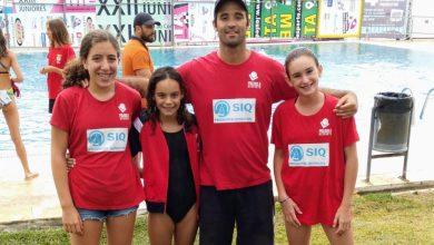 Photo of Palmela Desporto no Campeonato Nacional de Infantis de Piscina Longa