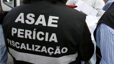 Photo of Megaoperação de fiscalização da ASAE decorre em todo o país
