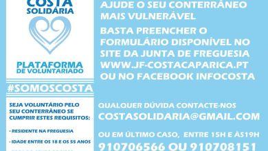 Photo of Entidades criam plataforma solidária na Costa da Caparica