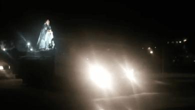 Photo of Nossa Senhora da Nazaré percorre ruas e emociona população daquela região