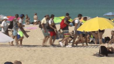 """Photo of Praia da Comporta """"invadida"""" no domingo"""