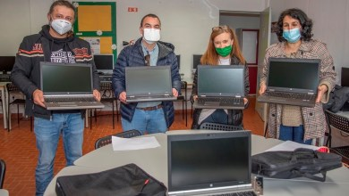 Photo of Município de Palmela entrega computadores às escolas do 1.º ciclo