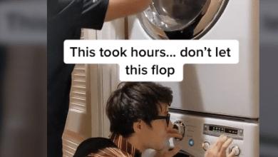 Photo of Se a sua máquina de lavar tocasse a música de Harry Potter?