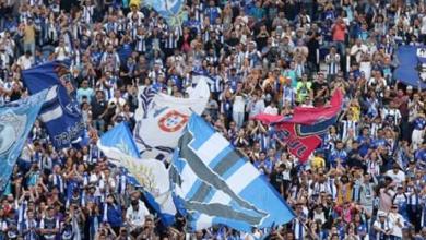 Photo of Supremo confirma multa ao FC Porto por comportamentos incorretos de adeptos