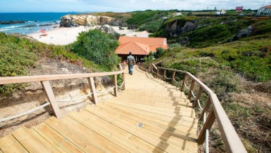 Photo of Sines: Acesso às praias melhorado