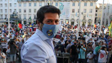 Photo of André Ventura ameaça demissão do Chega caso Ana Gomes tenha mais votos nas eleições presidenciais