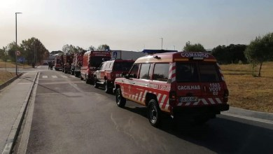 Photo of Mais de 60 bombeiros do distrito de Setúbal reforçam meios em Castelo Branco
