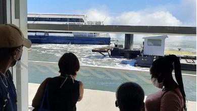 Photo of Avaria em barco interrompe ligações Barreiro – Terreiro do Paço