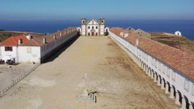 Photo of Santuário do Cabo Espichel com projeto turístico