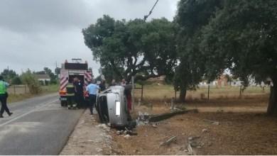 Photo of Despiste na Estrada dos 4 Marcos causou ferido ligeiro