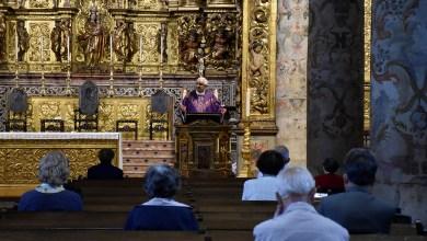 Photo of Celebração em memória de D. Manuel Martins decorreu na Sé de Setúbal