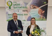 Photo of União Mutualista do Montijo recebeu o Prémio Saúde Sustentável