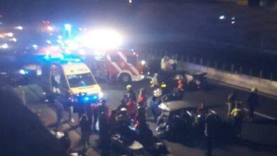 Photo of Trânsito cortado na A1 devido a colisão – actualizada