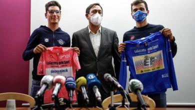Photo of João Almeida e Rúben Guerreiro no top-10 dos que mais ganharam dinheiro no Giro de Itália