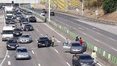 Photo of A1 condicionada devido a acidente na zona de Alverca