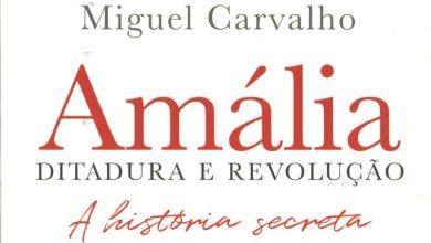 """Photo of Livro """"Amália, Ditadura e Revolução"""" vai ser apresentado na Moita"""