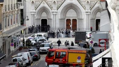Photo of Ataque terrorista causou três mortes em França. Duas pessoas foram decapitadas