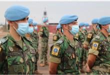 Photo of Militares portugueses receberam Medalha das Nações Unidas na República Centro-Africana
