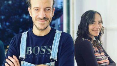 Maria João Luís e David Xavier