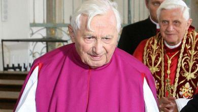 Photo of Morreu Georg Ratzinger, irmão do Papa Bento XVI