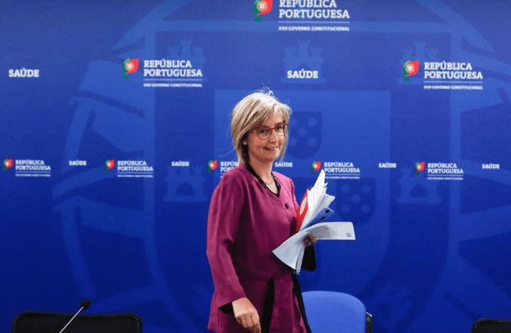 Ministra da Saúde