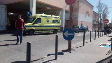 Photo of Hospital Garcia de Orta com 11 doentes em enfermaria e 5 em UCI com covid-19