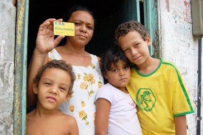 O Bolsa Família foi um fator vital na política de inclusão social do PT