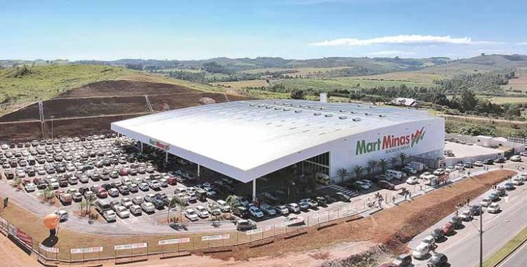 Mart Minas planeja abrir mais 10 lojas em 2021 - Diário do Comércio