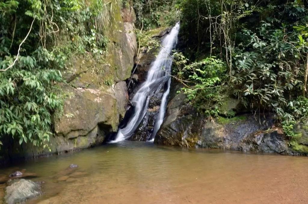 Cachoeira no Horto(Rio de Janeiro) por Rodrigo Soldon