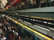 lotação metrô