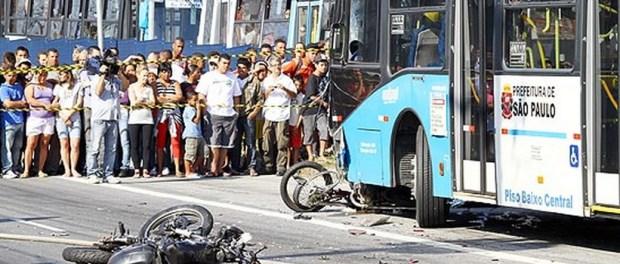 motos acidentes