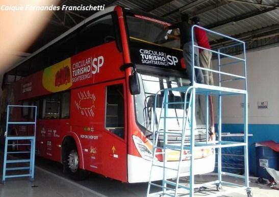 ônibus turismo são paulo