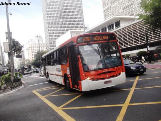 ônibus São Paulo