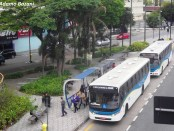 ônibus de Santo André