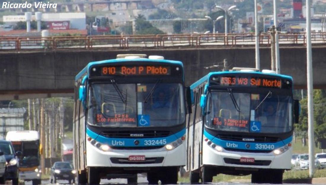 Resultado de imagem para transporte público DF