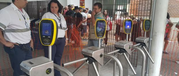 Terminal Parque Dom Pedro terá catracas de acesso após agressão a ator