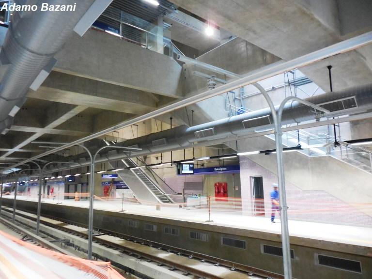 Metrô inaugura estação Eucaliptos nesta sexta com horário reduzido — SP