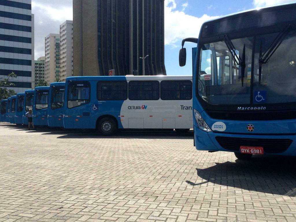 Aeroporto Vix : Governo do es anuncia linhas de ônibus para novo aeroporto de