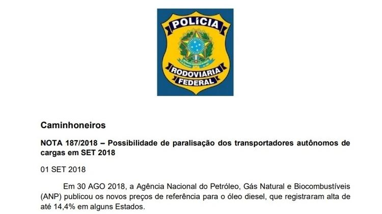 suposto-comunicado-da-policia-rodoviaria-federal