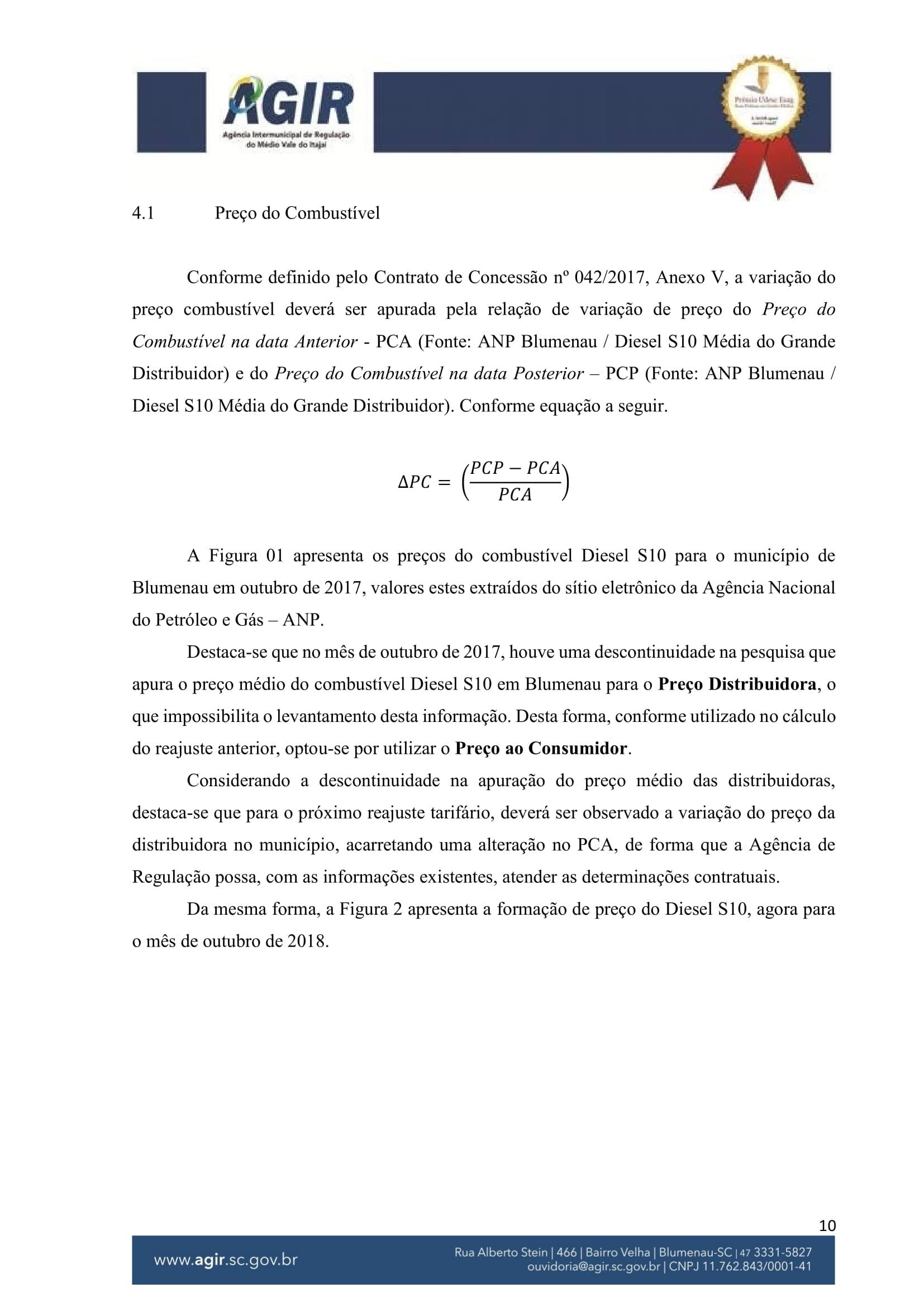 Parecer Administrativo nº 70-2018-10