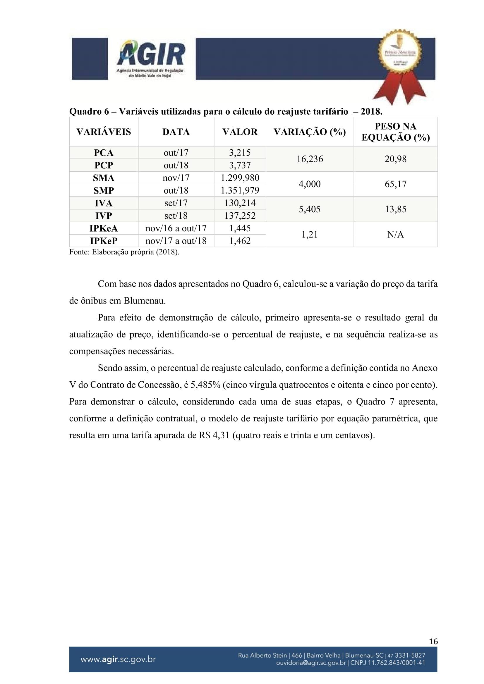 Parecer Administrativo nº 70-2018-16