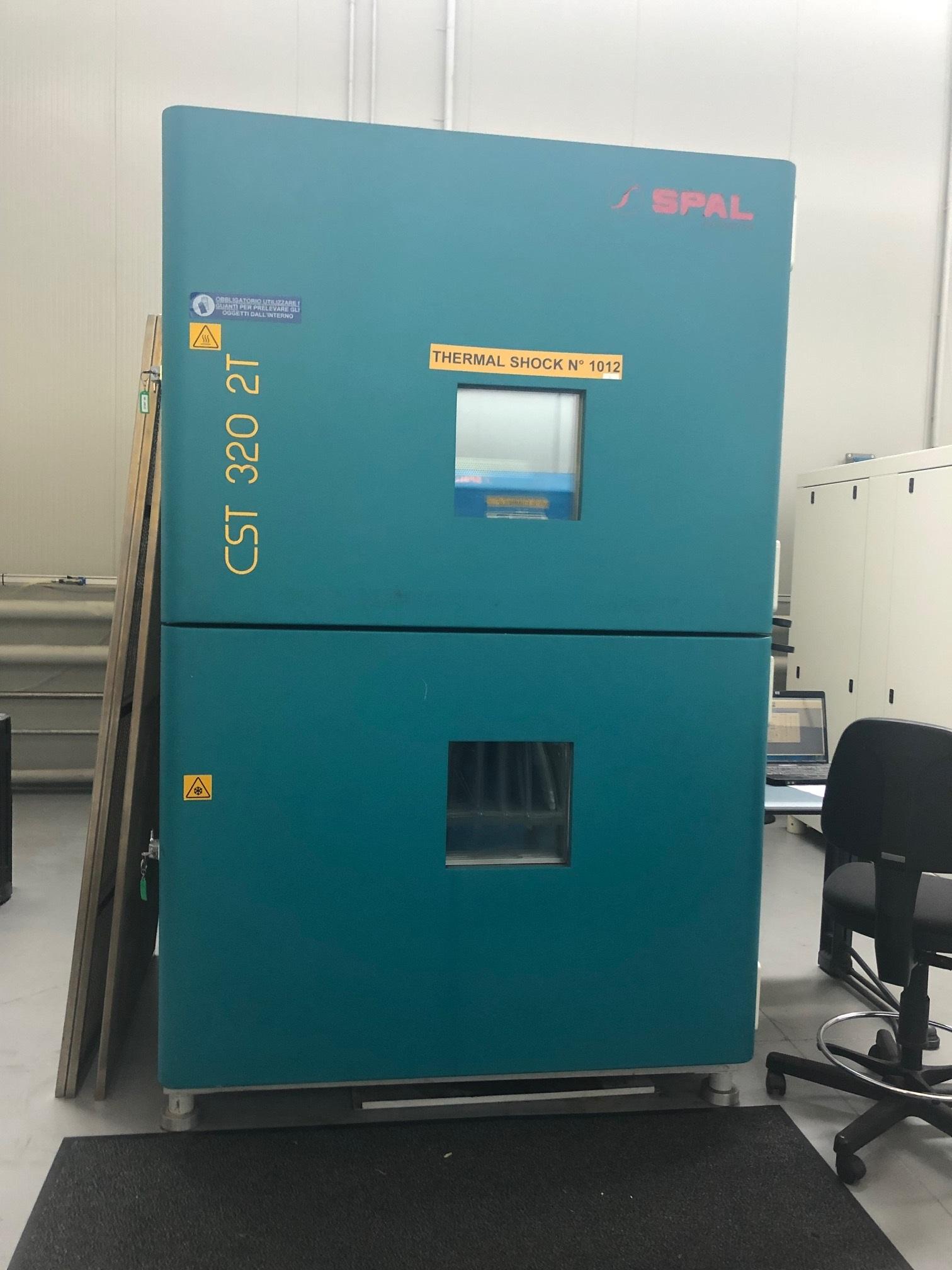 01_Laboratório de Durabilidade_Confiabilidade (Camara de choque térmico)