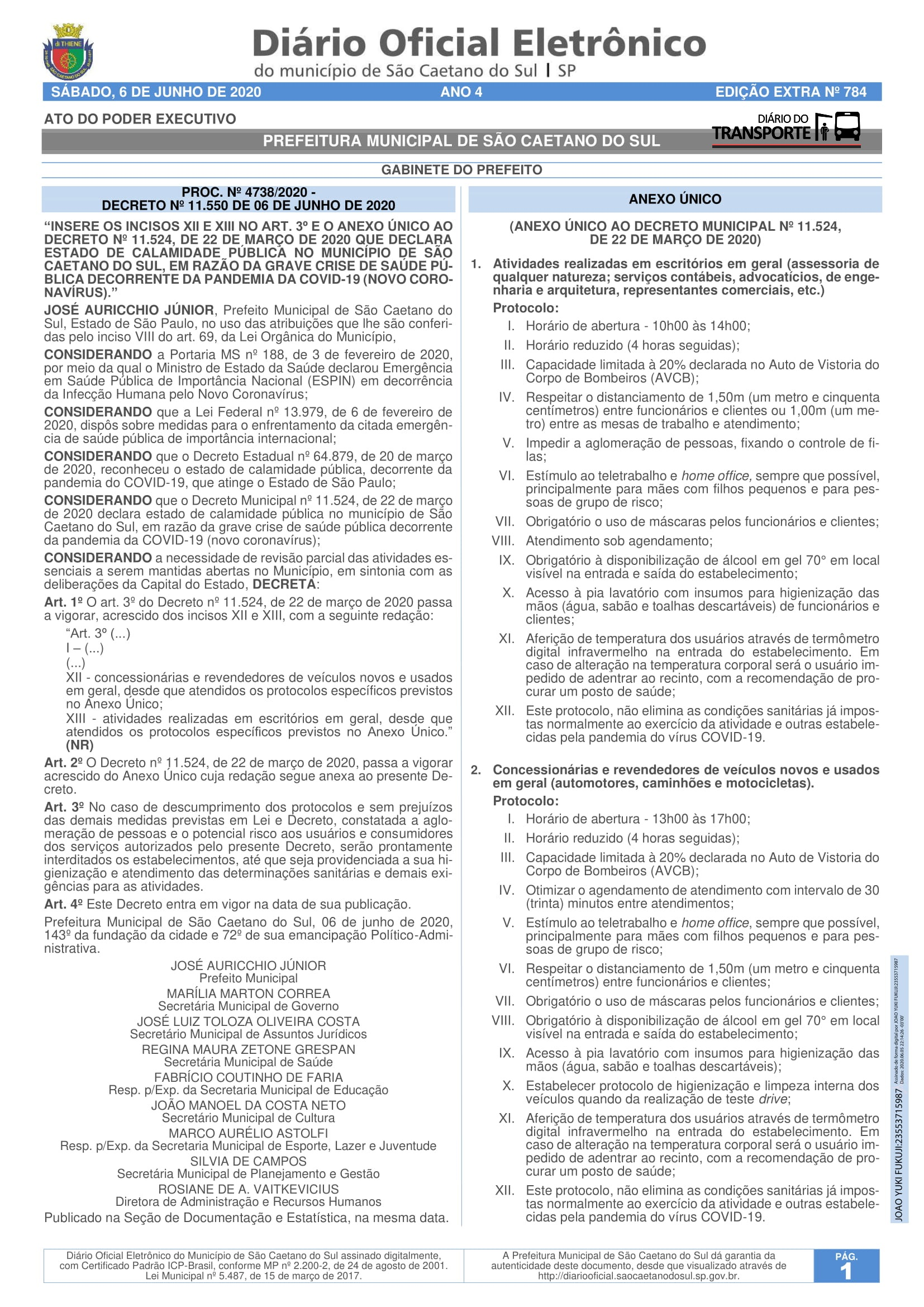 Diario Oficial Eletronico 06062020-1