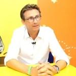 Franck Pruvost, diretor do Ibis: 'Cidades com mais de 50 mil habitantes têm que ter um Ibis'